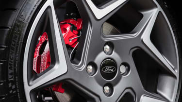 Ford Fiesta ST - wheel