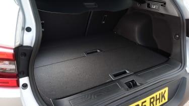 MG GS vs rivals - Renault Kadjar boot