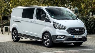Ford Transit Custom - front static