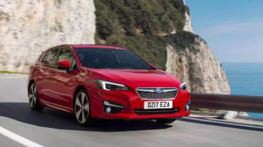 2017 Subaru Impreza - front quarter