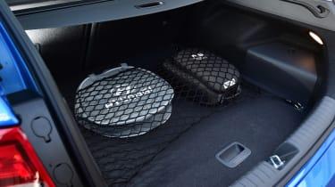 Hyundai Ioniq Plug-in long term - first report boot