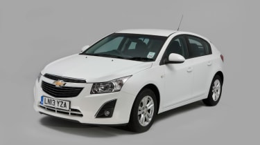 Used Chevrolet Cruze front right