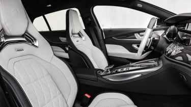 Mercedes-AMG GT 4-Door 2021 facelift - seats