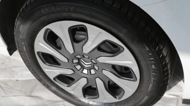 Used Citroen C3 - wheel