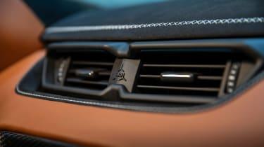 Lamborghini Sian - air vents