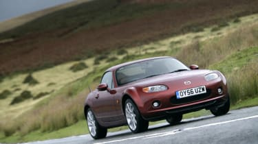 Mazda MX-5 Roadster Coupe – 2006