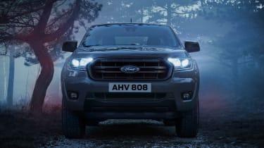 Ford Ranger Wolftrak - full front
