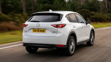 Mazda CX-5 2021 update