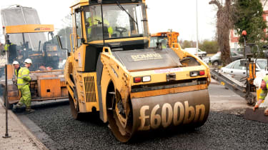 Steam roller £600bn