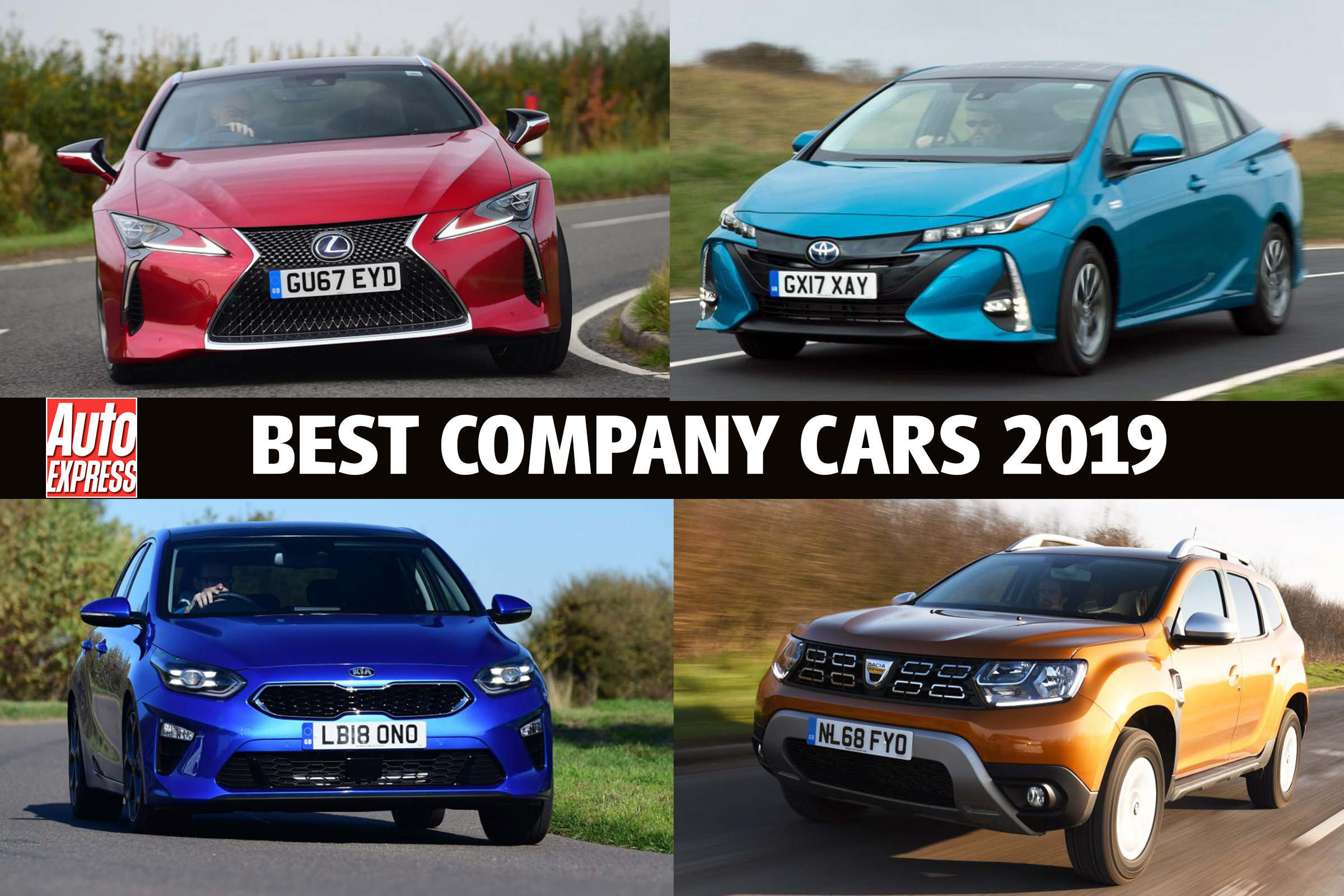 Best company car lease option