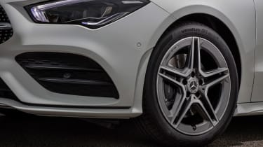 Mercedes CLA 250 AMG Line - wheel