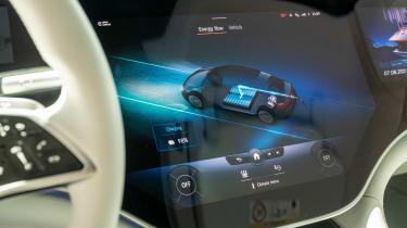 New Mercedes EQS 2021 review