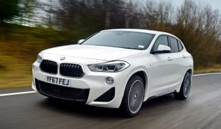 BMW X2 - front