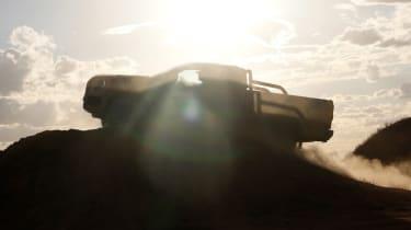Ford Ranger - teaser 2