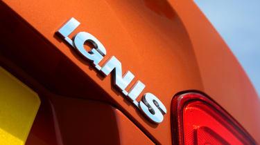 Suzuki Ignis - badge