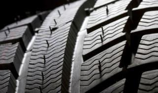 Ford Motorcraft tyres (sponsored)