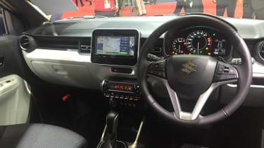 Suzuki Ignis at Tokyo - interior