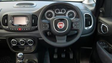 Used Fiat 500L - dash