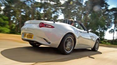Mazda MX-5 - rear