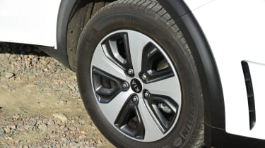 Kia Niro long-term - wheel