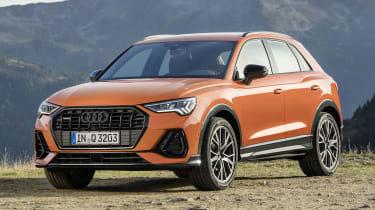 Audi Q3 - front static