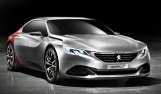 Peugeot-Exalt-front-quarter