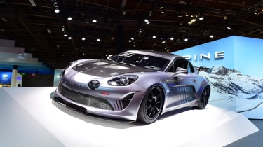 Alpine - Paris Motor Show 2018