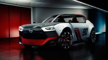 Nissan IDx concept 2013 Tokyo Motor Show front