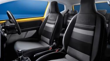 VW Look up interior