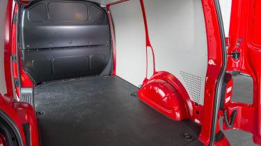 Volkswagen Transporter TSI petrol load bay