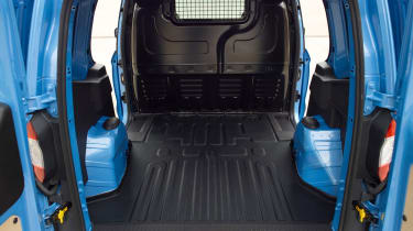 Ford Transit Courier load bay