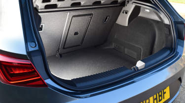 SEAT Leon Cupra R - boot