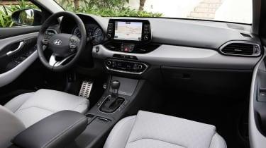 New Hyundai i30 2017 interior
