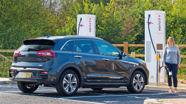 Kia e-Niro - best long-term cars 2019