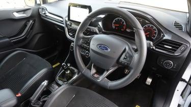 Ford Fiesta ST M225 - dash