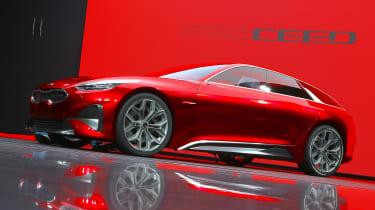 Kia Proceed concept - Frankfurt front static