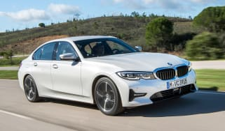 BMW 320d - front