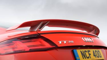 Audi TT RS 2016 - spoiler