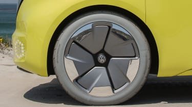 Volkswagen I.D. Buzz concept review - wheel