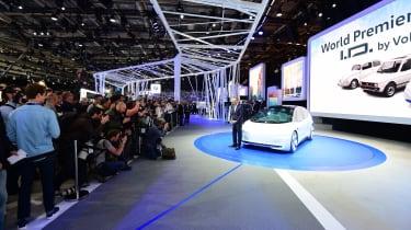 Paris Motor Show 2016 - VW i.d.