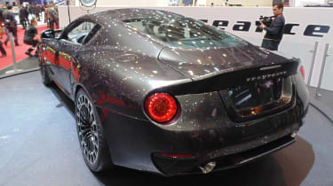 Kahn Vengeance - Geneva show rear/side