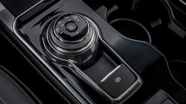 Ford Edge - interior detail