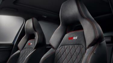 Skoda Kodiaq vRS - seat detail