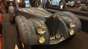 Bugatti 57 S Atlantic - Retromobile