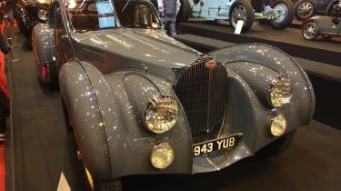 Bugatti 57 S Atlantic - Retromobile