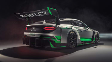 Bentley Continental GT3 rear