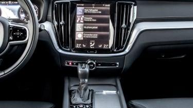 Volvo V60 Cross Country - infotainment