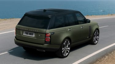 Range Rover SV Autobiography Ultimate - rear