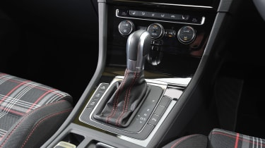 Volkswagen Golf GTI - transmission