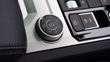 Volkswagen Touareg - controls